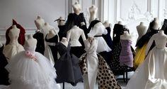 """""""Theatre de la Mode""""  Dior at Harrods"""
