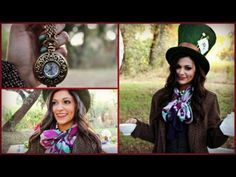 diy mad hatter costumes   xoxo,  Beth    My P.O Box! :)    Bethany Mota  11420 Santa Monica Blvd. #25443  Los Angeles, CA 90025    Here's my links! So we can chat all day err day..hehe :)    Instagram: Bethanyno...