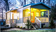 Tiny House Cottages | Tiny House Vacations Flat Rock ,NC
