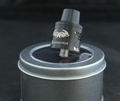 Mutation X V4 Mini Rda Available Now Copper Pin Derlin Drip Tip Ss Posts Elegant Logo