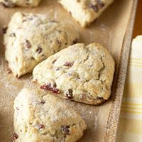 Cranberry Scones @BHG - These scones are fabulous, I've made them several times and they are a favorite in our house.
