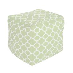 Mint Pouf - perfect