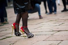 GIUSEPPE ZANOTTI The 50 Best Shoes of Fashion Month Street Style