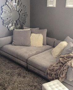 nice Ventura 2 PC Extra Deep Sofa   Sofas   Living Room   Furniture   Z Gallerie