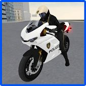 GH Android Games: Police Motorbike Simulator 3D 1.03 - Android APK D...