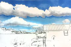 I Like Markers: Tracing Memories, Coloring Clouds