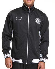 Brooklyn Nets Anderson Track Jacket
