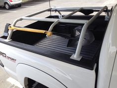 #tacoma #bed rack