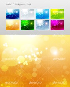 Buy Background Pack by segen on GraphicRiver. 8 different backgrounds 8 full layered Photoshop files Very easy add/change colors You can use this for website backg. Bokeh Background, Creative Background, Background Images Wallpapers, Cool Backgrounds, Textured Background, Photography Articles, Slide Design, Vector Photo, Background Templates