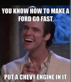 Have a look at this great chevy truck 2018 - what a creative version Funny Truck Quotes, Truck Memes, Funny Car Memes, Funny Picture Jokes, Truck Humor, Funny Cars, Funny Stuff, Ford Humor, Ford Jokes