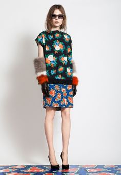 2012 Pre Fall Trend, Masterfully Mixing