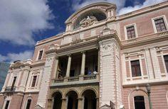 O Museu das Minas e do Metal, no Circuito Cultural Praça da Liberdade, exibe documentários da 7ª Primavera dos Museus.   (Foto: Lucia Sebe – Divulgação)