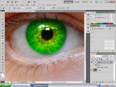 photoshop CS5 multi eye colour tutorial #photoshop #tutorial #photoshoptutorials #tutorials #tuts #photoshoptutorial