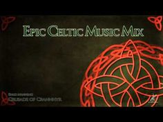 Epic Celtic Music Mix - Most Powerful & Beautiful Celtic Music Pagan Music, Celtic Music, Music Mix, Music Love, Dan Gibson, Hollywood Trailer, Celtic Mythology, Most Powerful, Types Of Music