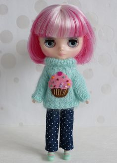 https://flic.kr/p/nZjnuf | Cupcake sweater | For Middie . (Renew and SALES on my shop) I also accept comissions.