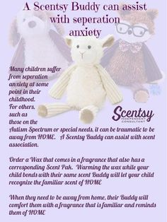 So much more than wax and warmers! It's keeping your lil ones feeling safe  Soph.scentsy.co.uk