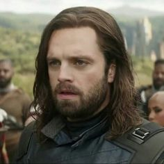 """WHEN I FIRST SAY HIS NEW LOOK IN THE BLACK PANTHER END CREDITS SCENE MY FIRST THOUGHT WAS """"HE LOOKS LIKE JESUS"""""""