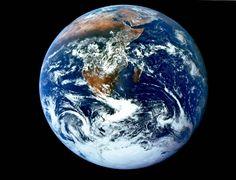 Fotos mostram a Terra vista do espaço - Fotos - UOL Notícias