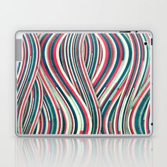 Breath Laptop & iPad Skin by Danny Ivan - $25.00
