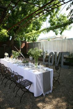 Combine garden and industrial elements.   Photography by leahleephotography.com, Floral Design by dragonflyhealdsburg.com