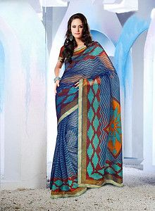 Indian Traditional Designer Classic And Ethnic Pure Cotton Vintage Saree Sari