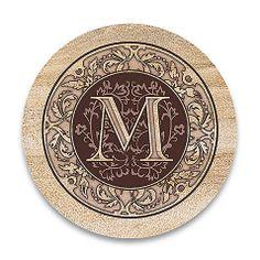 Monogram Letter - $19.99