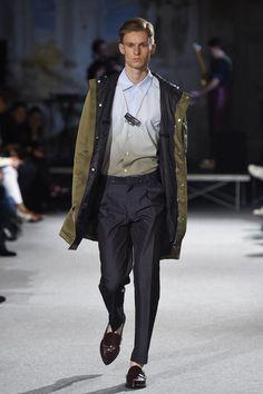 Andrea Incontri - Fall 2015 Menswear