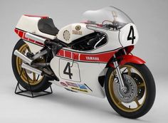 1978 Yamaha YZR 750 (OW31)