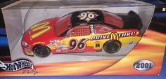 Andy Houston McDonalds Hot Wheels Racing Toy Die Cast 2001 #96 1:24 Scale NIB Toys & Hobbies:Diecast & Toy Vehicles:Cars: Racing, NASCAR:Other Diecast Racing Cars www.internetauctionservicesllc.com $15.99