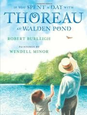What would it be like to spend a day with Henry David Thoreau, observing and appreciating nature?  Readers are immediately thrust into the w...
