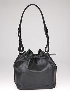 151425635c61 Louis Vuitton Black Epi Leather Petit Noe Bag · Authentic Louis  VuittonRetail PriceGoing ...