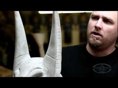 Special Effects Tutorial - How to Make Props: Mold, Cast & Paint with FX artist Tim Martin