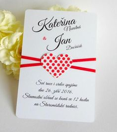 Oznámení a texty Save The Date, Place Cards, Wedding Inspiration, Place Card Holders, Weddings, Decor, Decorating, Mariage, Wedding