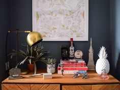 Eclectic Modern Bohemian interior styl