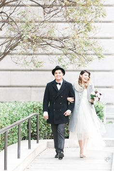 San Francisco City Hall Elopement Photographers