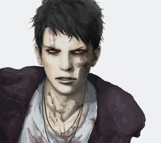 Tags: Devil May Cry, Dante (Ninja Theory), Ninja Theory, Pixiv Id 1398853, DmC: Devil May Cry