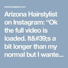 "Arizona Hairstylist on Instagram: ""Ok the full video is loaded. It's a bit longer than my normal but I wanted to show you guys the full #flatironcurls on really short hair.…"""