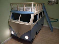 Epic VW Campervan bunk beds!!