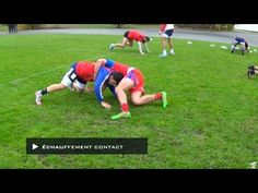 Echauffement : exemples d'exercices - YouTube Rugby Drills, Rugby Coaching, Rugby Training, Physical Skills, Rugby Players, Youtube, Sports, Pointers, Recovery