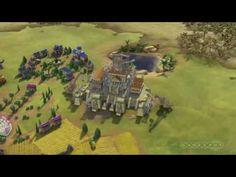Civilization VI Gameplay (E3 2016)