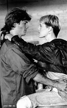 Some Kind of Wonderful - Eric Stoltz as Keith and Mary Stuart Masterson as Watts, directed by Howard Deutch, written by John Hughes. 80s Movies, Good Movies, Movie Tv, Watch Movies, Can't Buy Me Love, Pretty In Pink, Mary Stuart Masterson, Eric Stoltz, Lights Camera Action
