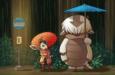Avatar The Last Airbender Art Discover My Neighbor Appa Art Print Appa Avatar, Avatar Legend Of Aang, Team Avatar, Legend Of Korra, Avatar The Last Airbender Funny, The Last Avatar, Avatar Airbender, Avatar Cartoon, Avatar Funny