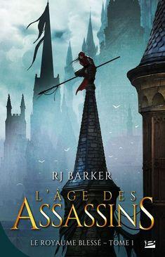 L'Âge des Assassins : une fantasy à capuche addictive et surprenante Assassin, Recorded Books, Age, Online Library, Friends Show, Romans, Book Lovers, Movie Posters, Film