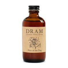 dram hair of the dog hangover cure | Hand-Crafted Cocktail Bitters, Herbal Extract and Tinctures - Dram Apothecary