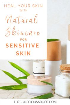 Discover the best natural skincare brands for the most sensitive skin. Eliminate toxins, improve skin health, and get that glowing skin back!  #naturalskincare #sensitiveskin #naturalmama #sensitiveskincare #cleanskincare Natural Skin Care, Natural Beauty Tips, Clean Beauty, Natural Hair Styles, One Love Organics, True Botanicals, Juice Beauty, Sensitive Skin Care, Naturally Beautiful