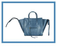 SOMETHING BORROWED, SOMETHING BLUE / Celine / The gift / Luisa World