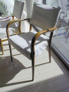 ティント・アンド・トォーン 椅子カバーについて実例7/Tint&Tone Cover/汚れる前に椅子カバーをしましよう。