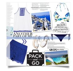 VACA MOOD by collinsangelface110 on Polyvore featuring polyvore fashion style MANGO City Chic New Look Zimmermann Fujifilm Paloma Barceló Kate Spade clothing Packandgo greekislands