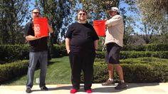 Guillermo del Toro Accepts the ALS Ice Bucket Challenge