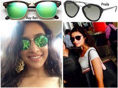 Shraddha Kapoor and Alia Bhatt's sunglasses
